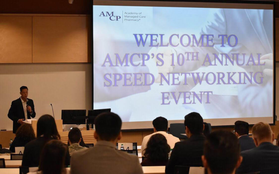 AMCP Speed Networking Event