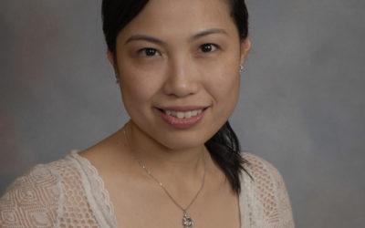 Congratulations Dr. Anita Siu
