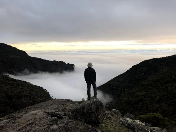 EMSOP Student Scales Mount Kilimanjaro