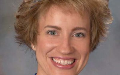 Mary Bridgeman Honored for Dedication to Patient Care