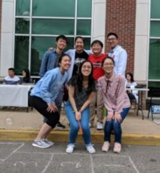 EMSOP Students Provide Free Diabetes and Blood Pressure Screenings at Ciclovia Health Fair