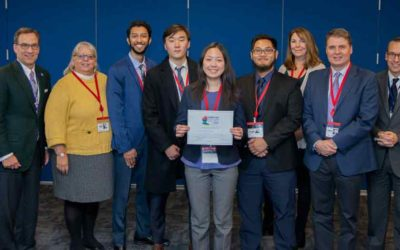 EMSOP students win 2nd place in the Horizon Healthcare Transformation Challenge