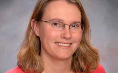Congratulations to Dr. Rachel Meyers