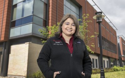 EMSOP Student Fulfills Her Dream