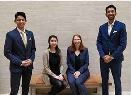 Rutgers Finishes as AMCP National Semifinalists