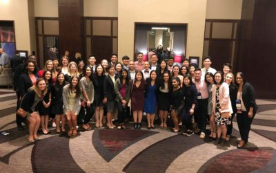 EMSOP APhA Chapter Members go to Nashville for 2018 Annual Meeting