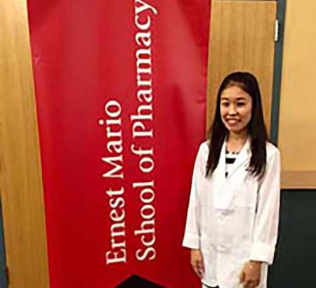 Sumie Kakehi – AMCP Student Pharmacists Chapter Member of the Year