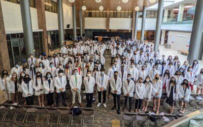 2021 White Coat Ceremony